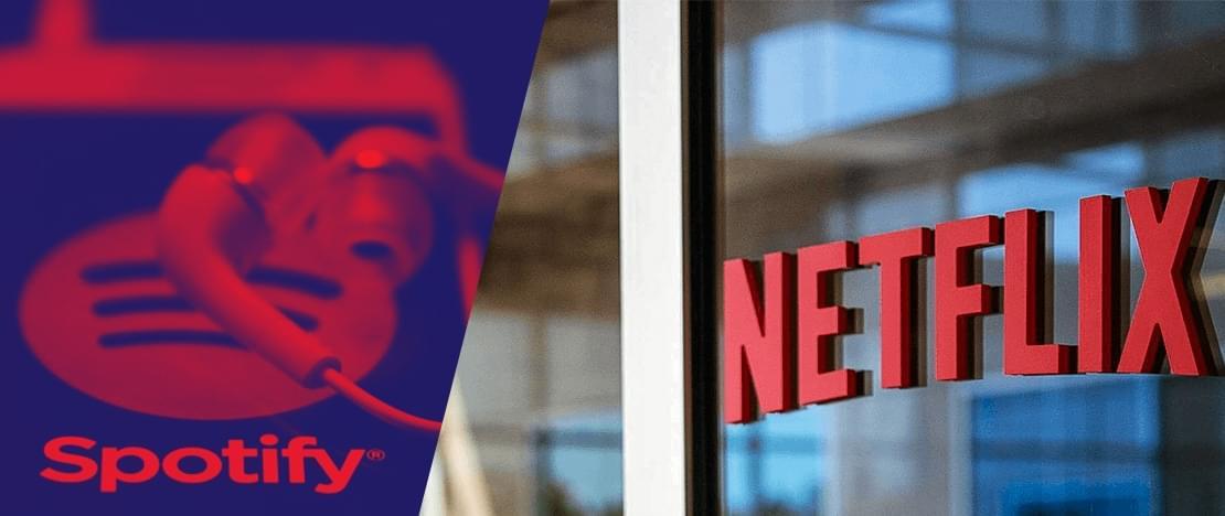 Não queremos uma vida sem Netflix e Spotify