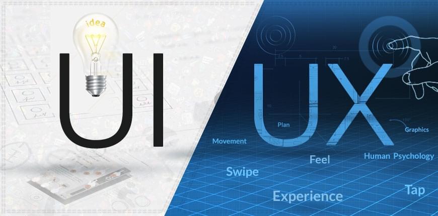 UX e UI design tendência e funcionalidade